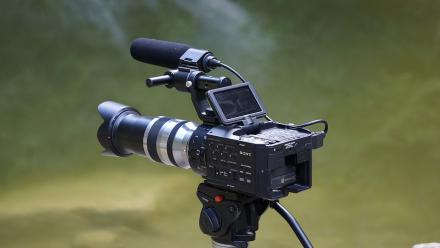 Na kąpielisku Śmieszek będą nagrywać spot promujący szczepienia przeciwko Covid-19