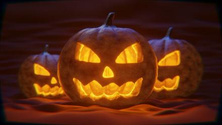 Moc atrakcji podczas Ognistego Halloween w Muzeum Ognia!
