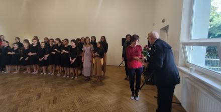 Koncert Wesołych Nutek w czeskiej Karvinie