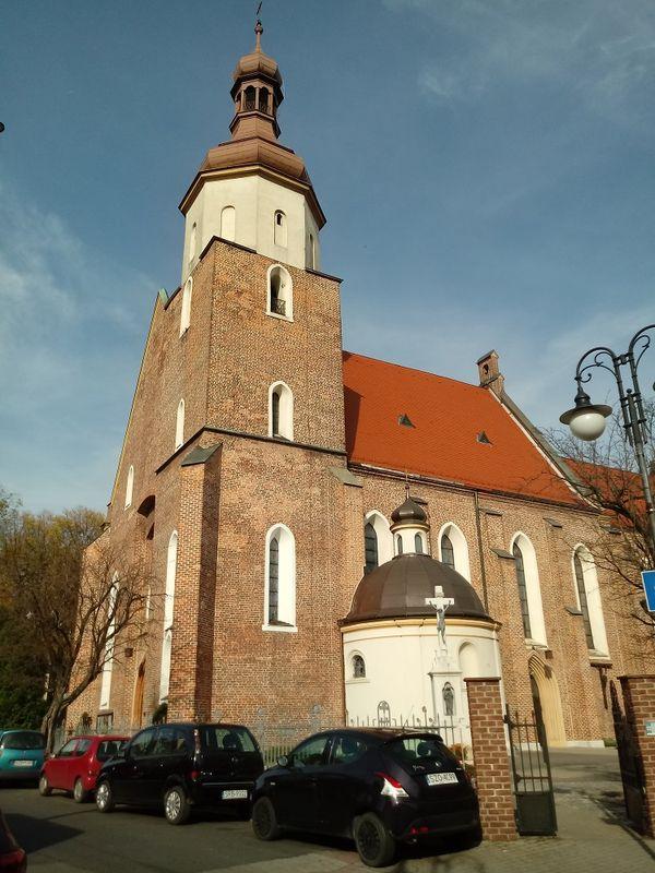 Żory - Kościół pw. św. Apostołów Filipa i Jakuba