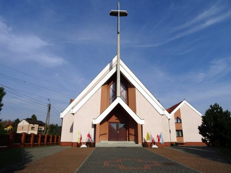 Kleszczówka - Kościół pw. św. Brata Alberta