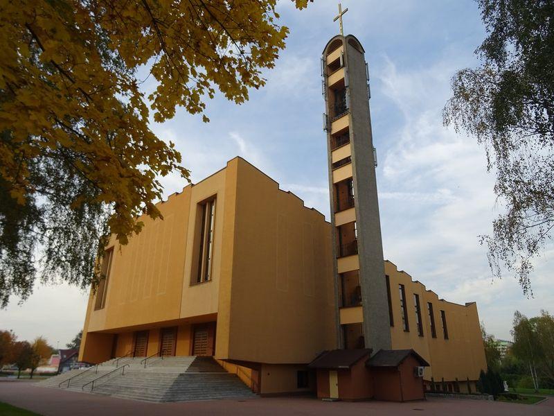 Żory - Kościół pw. św. Stanisława, Biskupa i Męczennika