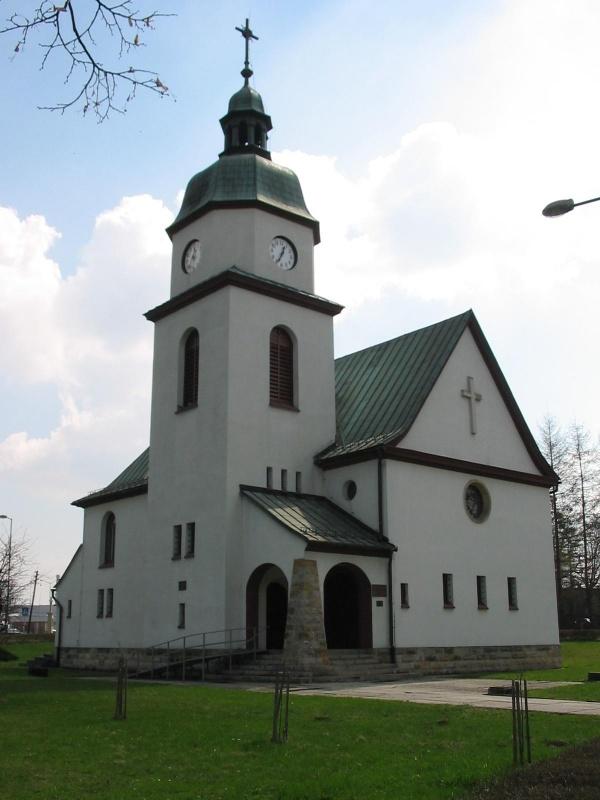 Ewangelicko-Augsburska pw. Zbawiciela