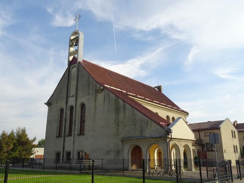 Baranowice - Kościół pw. Świętej Jadwigi Śląskiej